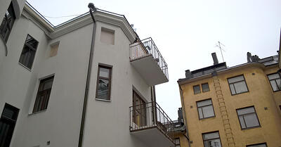 As.oy Iso Roobertinkatu 42, Helsinki