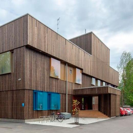 Vaaralanpuisto daycare centre, Vantaa
