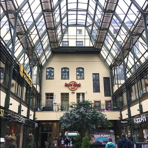 Kaivotalo commercial centre, Helsinki