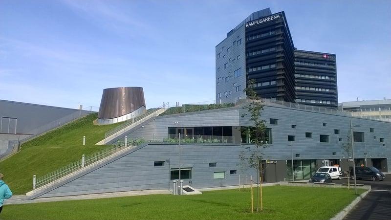 TTY Kampusareena, Tampere