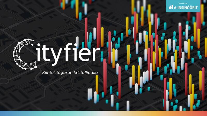 Cityfier - kiinteistögurun kristallipallo