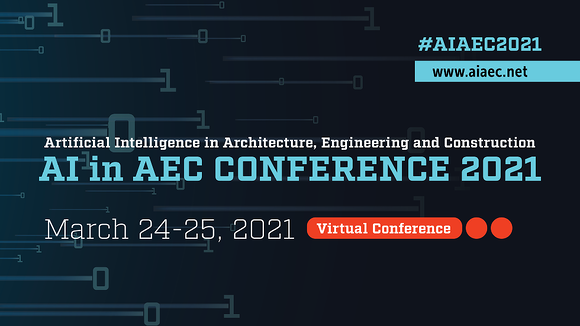 Tekoäly nousee maihin? – AI in AEC Conference 2021