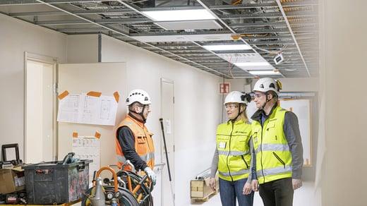 Kuopion yliopistollinen keskussairaala uudistuu vaiheittain