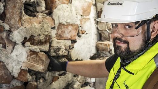 Kosteusvauriot historiaan korjaussuunnittelulla