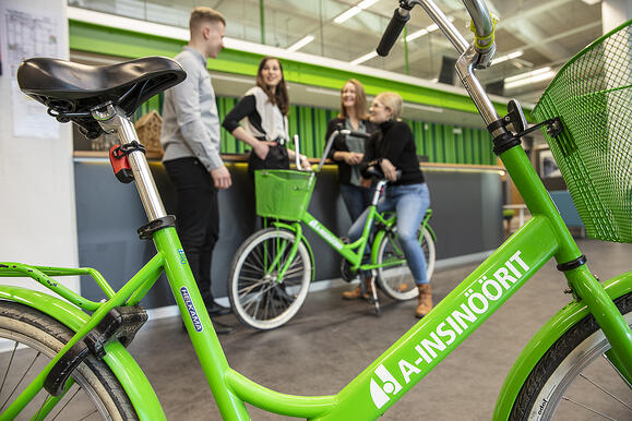 The AINS Group among engineering students' favourite places to work