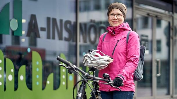 Anssila-Tampere-Piritta-Laitakari-polkupyora