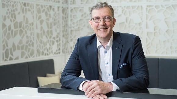Juhani Karhu Rakennuttajatoimistojen Liiton puheenjohtajaksi