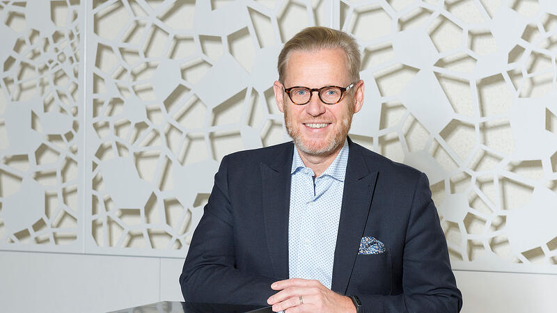 AINS Group ceo Jyrki Keinänen believies in the power of passion and motivation in construction engineering.