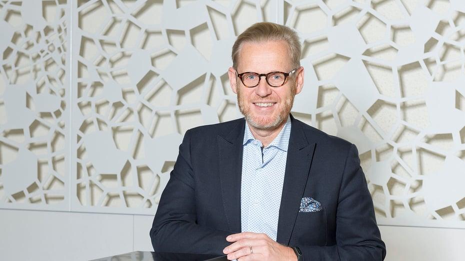 A-Insinöörien toimitusjohtaja Jyrki Keinänen uskoo vapauden ja motivaation voimaan johtamisessa.