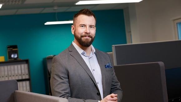 Rakennuttajapäällikkö Mikko Mäläskä Vuoden rakennuttajakonsultti 2020