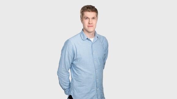 Matias Hirvikoski on Vuoden nuori konsultti 2020