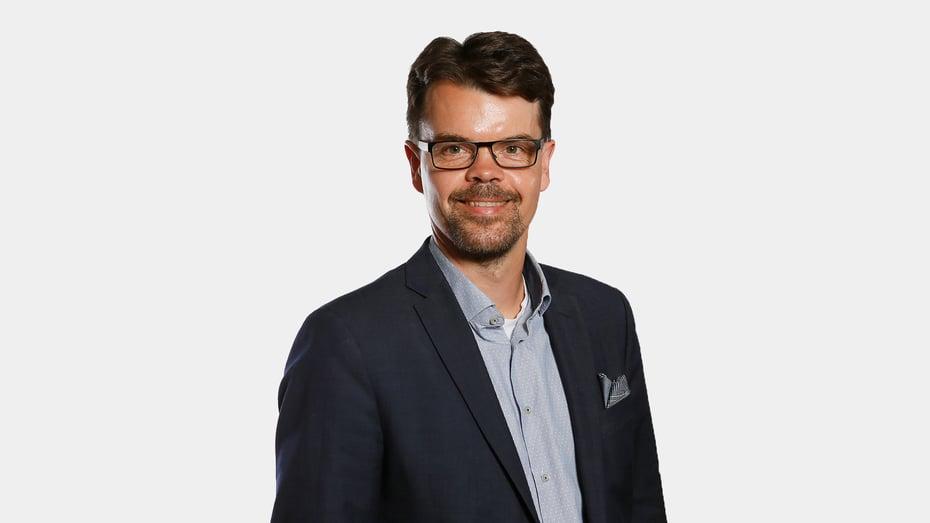 Vesa Järvinen luotsaa yhdyskunta- ja ympäristösuunnittelun asiantuntijajoukkoa