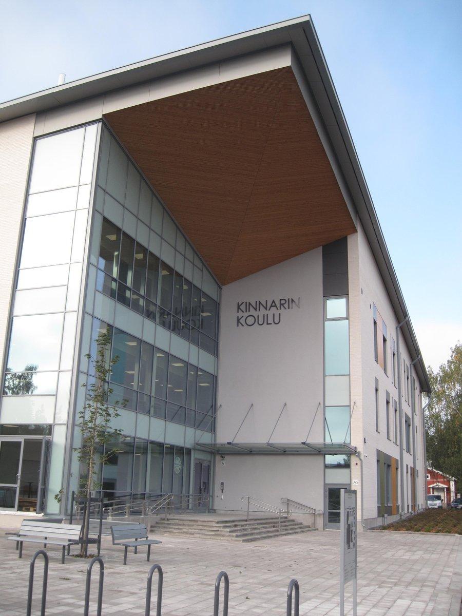 Kinnarin uusi koulu, Järvepää