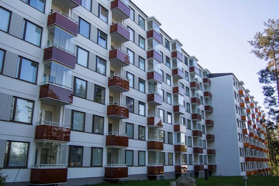 As.oy Ristikukkula, Tampere