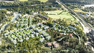 Pioneeripuiston asuntomessualue, Kouvola
