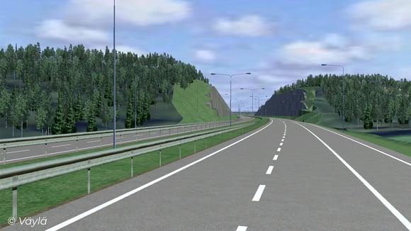 Nelostie sujuvammaksi – Kirri-Tikkakoski -moottoritien suunnittelu käynnistyi