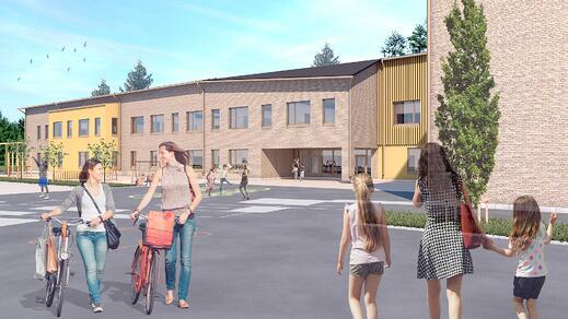 Kiiminkipuiston koulu, Oulu