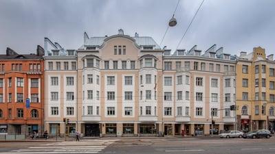 As Oy Tasanko, Hämeentie Helsinki