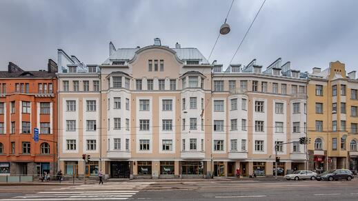 As.oy Tasanko, Helsinki