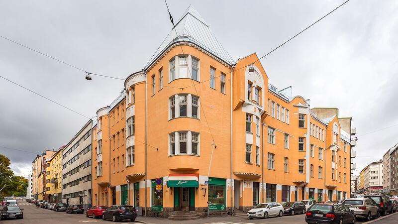 As.oy Pursimiehenkatu 27, Helsinki