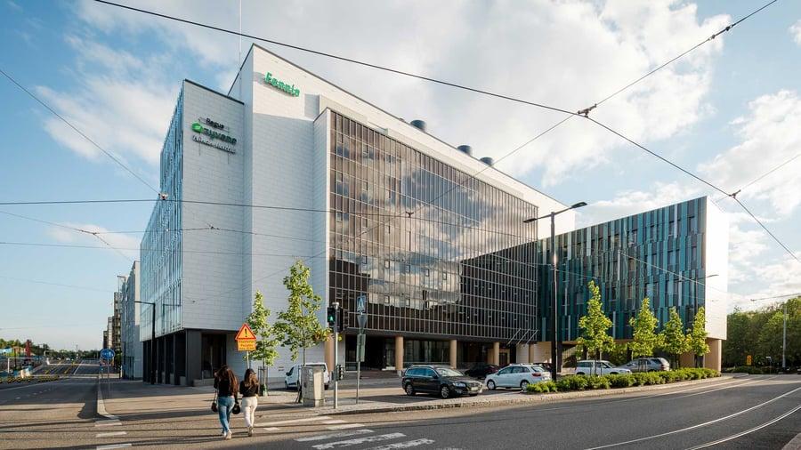 Fennian pääkonttori, Helsinki