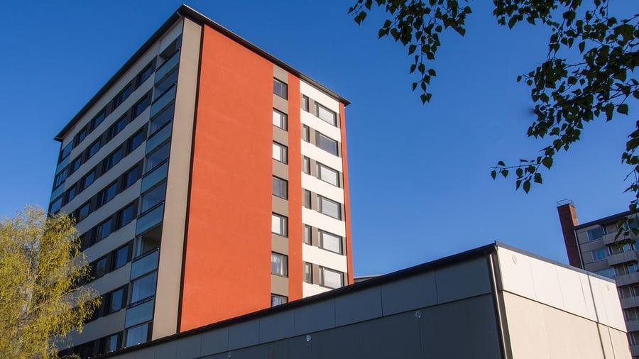As.oy Väinämöisentorni, Tampere