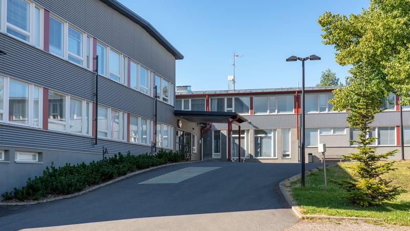 Säkylän koulukeskus, Säkylä