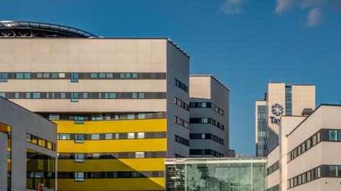 Tays uudistui – Etupihalle nousi kolme uutta sairaalarakennusta