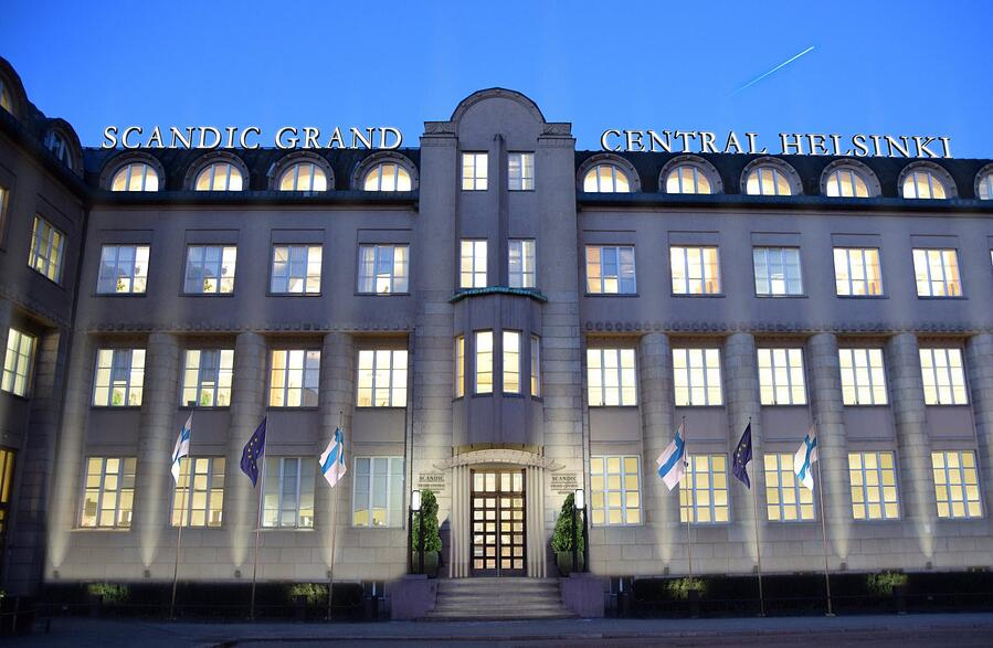Scandic Grand Central, Helsinki