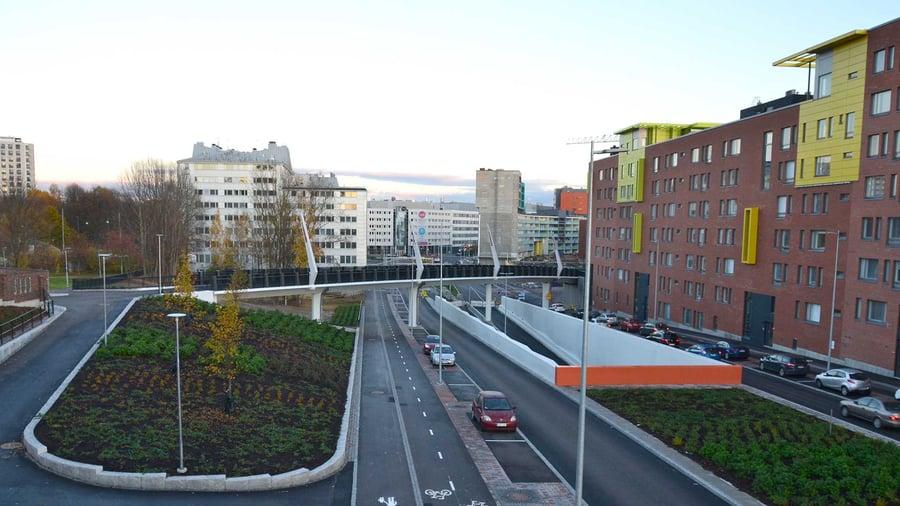 Teollisuuskadun tietunneli, Helsinki