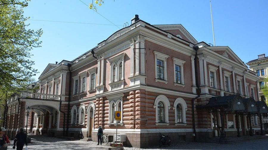 Aleksanterin teatterin peruskorjaus, Helsinki
