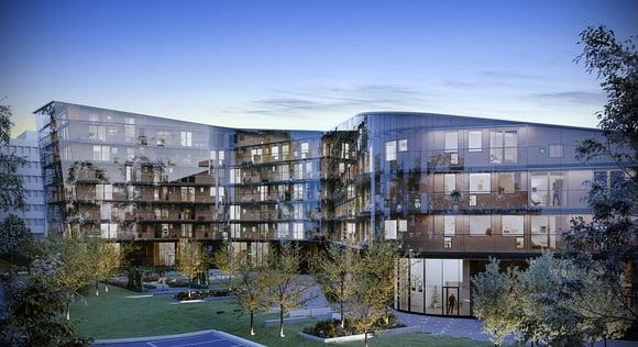 Huippuarkkitehtuuria edustavan Meander-talon jatkosuunnittelu käyntiin
