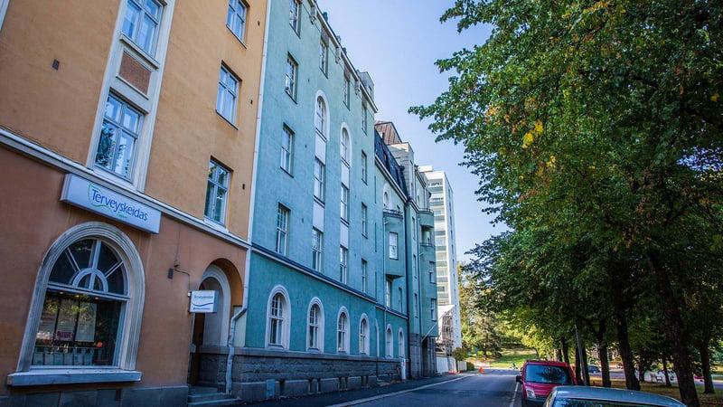 As.oy Läntinen Puistokatu 6, Tampere