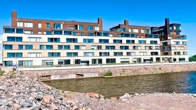 As.oy Kalasataman Fiskari ja Fregatti, Helsinki