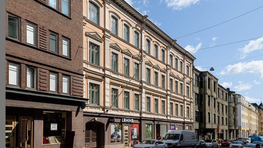 As.oy Nahkakeskustalo, Helsinki