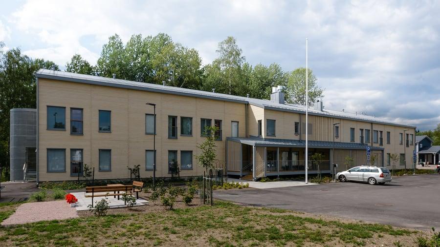 Aurinkolinna-asumispalvelut, Espoo