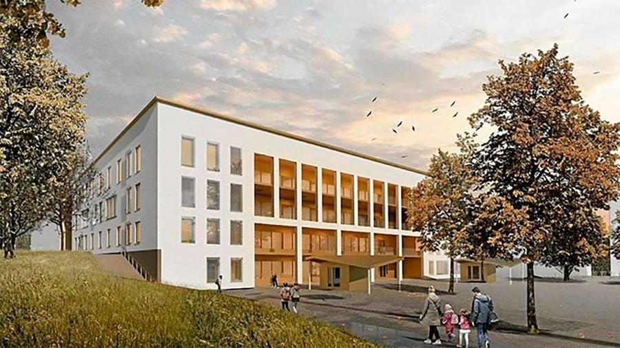 Etelä-Hervannan koulu, Tampere