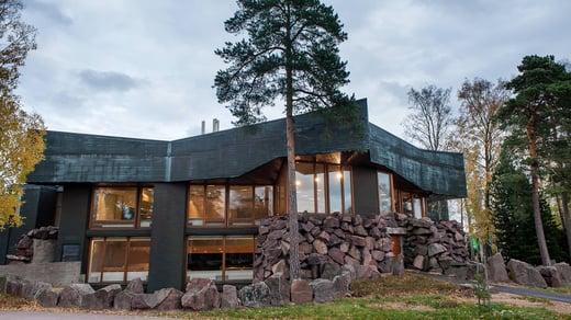 Dipoli (the KOY Jämeränjälki property), Espoo, Finland