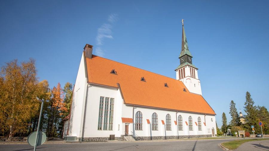 Kemijärven kirkko, Kemijärvi
