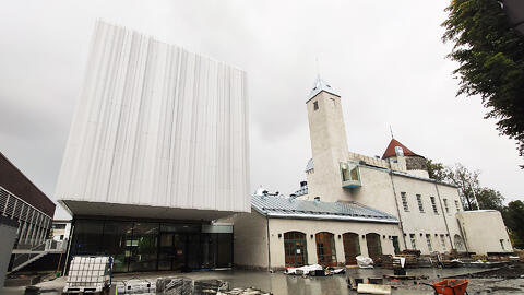 Palkittu hybridiallianssimalli on pitänyt Kuopion museon peruskorjauksen budjetissa ja aikataulussa
