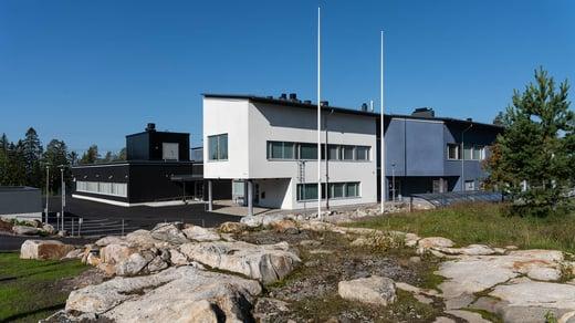Länsi-Puijon koulu, Kuopio
