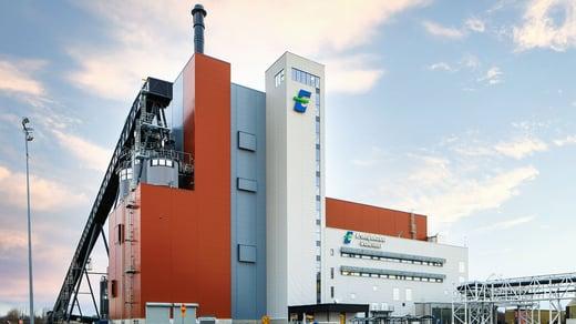 Laanilan Biovoimalaitos, Oulu