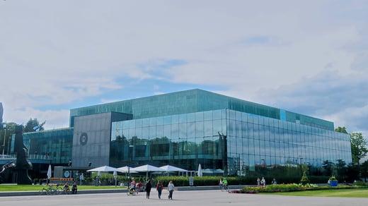 Music Centre, Helsinki
