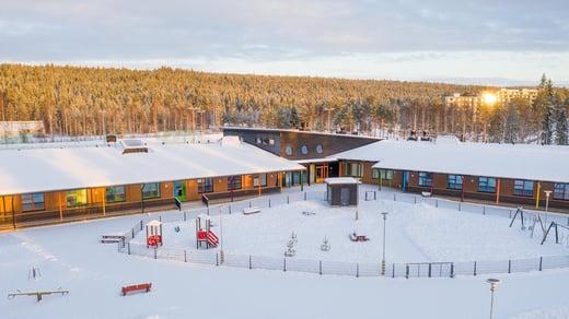 Mustikkaharjun päiväkoti, Rovaniemi