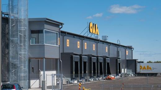 OAKn terminaali vuodessa valmiiksi projektinjohtomallilla