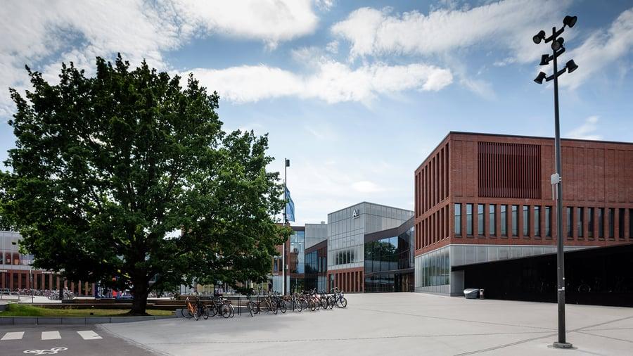 Väre - Aalto-yliopiston uusi päärakennus, Espoo