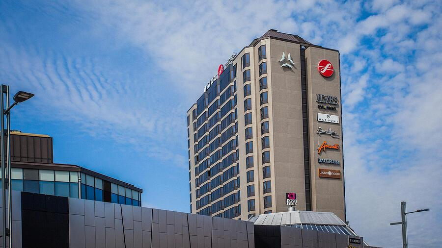 Sokos Hotel Ilves, Tampere