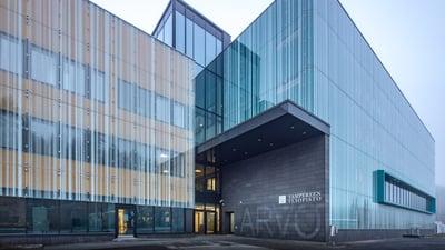 Arvo 2 - Tampereen yliopiston laajennus, Tampere