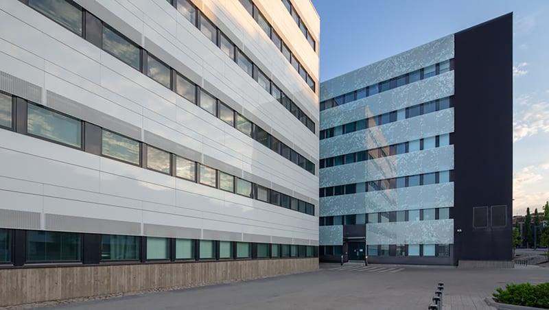 Technopolis Yliopistonrinne, talot C ja D, Tampere