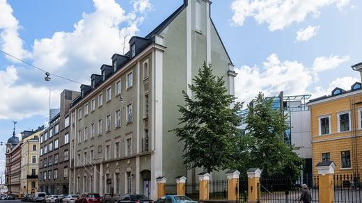 Tieteiden talo, Helsinki